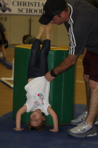 Headstand - Mobile Gymnastics
